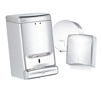 Washroom Products including our premium Stainless Steel range